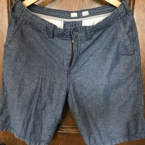 Lucky Brand Chambray Shorts